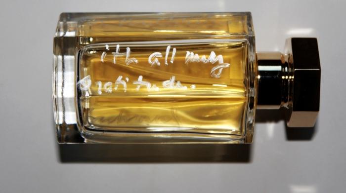 L'Artisan Parfumeur SdA with all my gratetude[shoot byP
