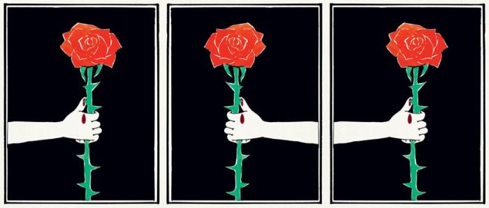 une rose2